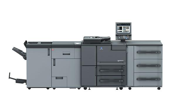 Impresoras-Konica Minolta PRO 1100 Zaragoza