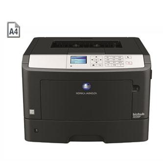 Impresoras Konica Minolta 4000P Zaragoza