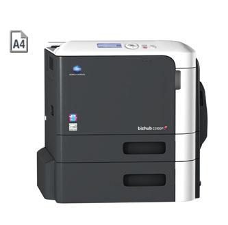 Impresoras Konica Minolta C3100P Zaragoza