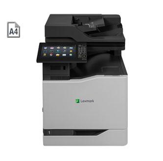 Impresoras Lexmark XC8160 Zaragoza