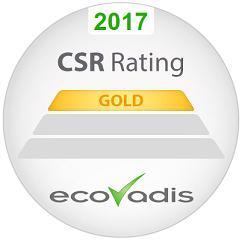 Konica Minolta se sitúa en lo más alto de la calificación global de ecoVadis