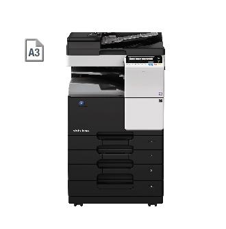 Impresora Konica Minolta 227 Zaragoza