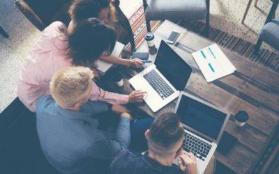 La transformación del entorno de trabajo